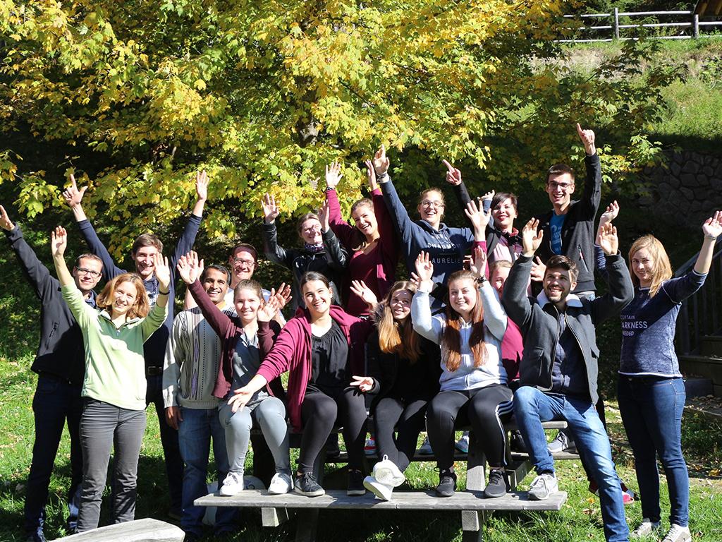 Herbstklausur: motiviert ins neue Arbeitsjahr
