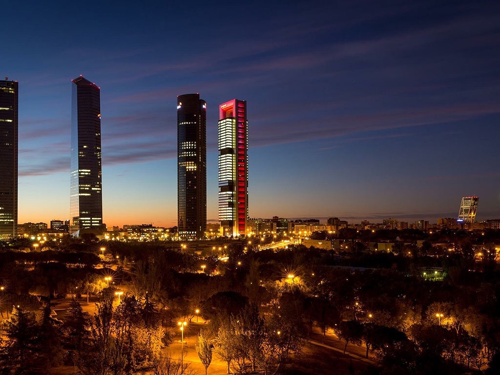 Europäisches Taizé-Jugendtreffen in Madrid