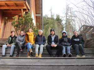 Winterlager der Jugendfirmgruppe und SKJ Naturns