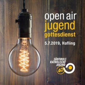 Open-Air-Jugend-Gottesdienst