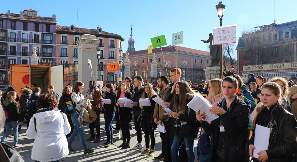 Europäisches Taizé-Jugendtreffen in Polen