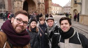 Europäisches Taizé Jugendtreffen in Polen - Gastfreundschaft war besonders