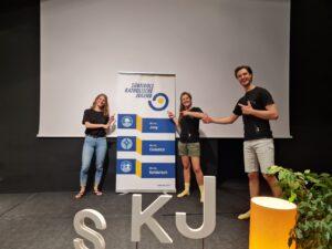 Neues Team an der Spitze von Südtirols Katholischer Jugend