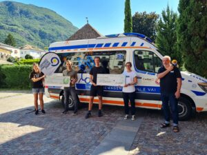 Solidarität großgeschrieben: 11.000 Euro von Jugendlichen gespendet